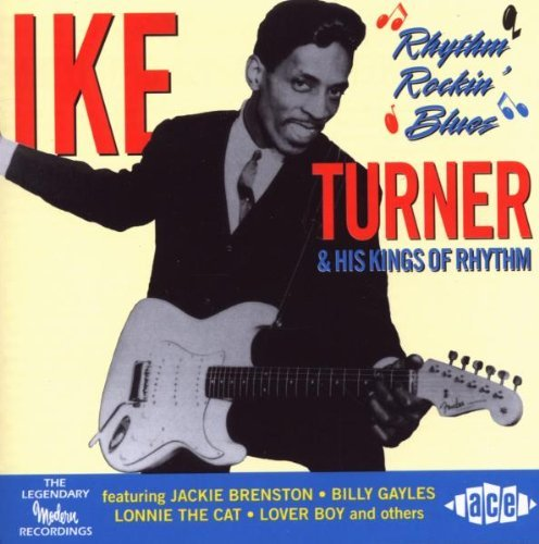 Ike & The Kings Of Rhyt Turner Rhythm Rockin' Blues Import Gbr