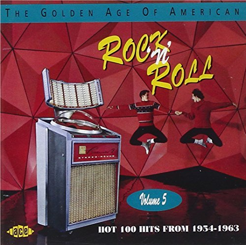 Golden Age Of American Rock 'n Vol. 5 Golden Age Of American Import Gbr Golden Age Of American Rock