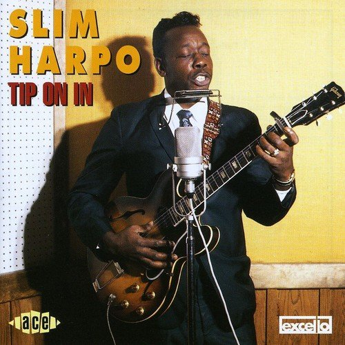 Slim Harpo Tip On In Import Gbr