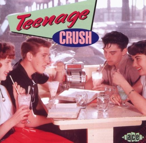 Teenage Crush Vol. 1 Vol Ge Crush Import Gbr Teenage Crush