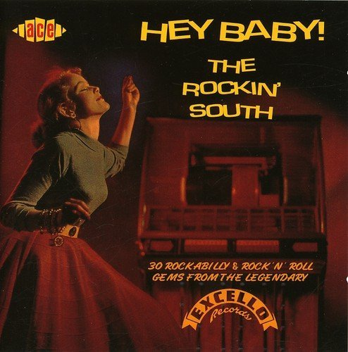 Hey Baby! Rockin' South Hey Baby! Rockin' South Import Gbr