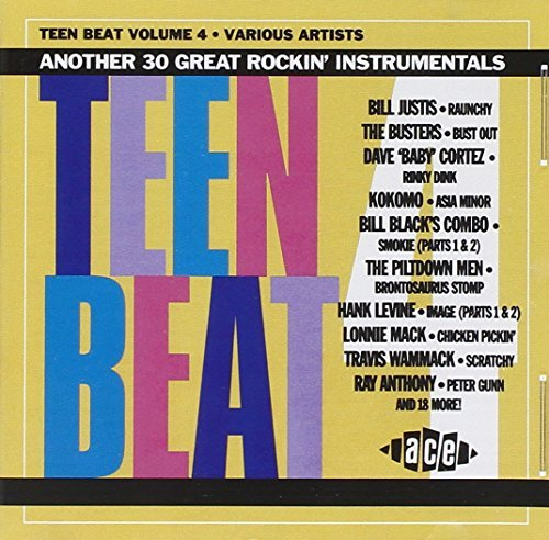 Teen Beat Vol. 4 Teen Beat Import Gbr Teen Beat