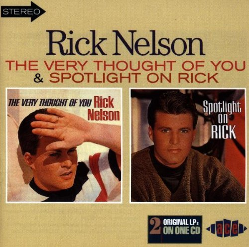Rick Nelson Very Thought Of You Import Gbr