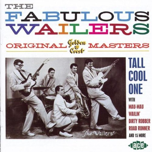 Fabulous Wailers Original Golden Crest Masters Import Gbr Incl. 16 Pg. Book