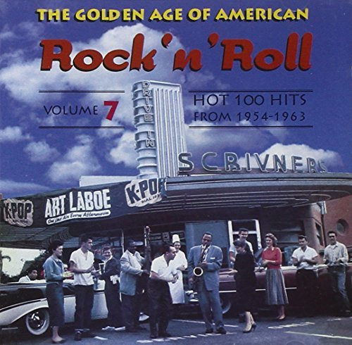 Golden Age Of American Rock 'n Vol. 7 Golden Age Of American Import Gbr Golden Age Of American Rock