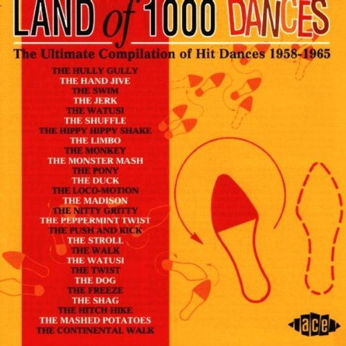 Land Of 1000 Dances 1958 65 1958 65 Land Of 1000 Dances Import Gbr Capitols Montez Diamonds Ellis