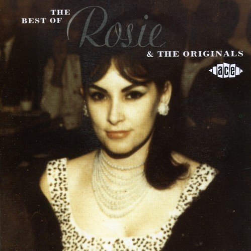 Rosie & The Originals Best Of Rosie & The Originals Import Gbr