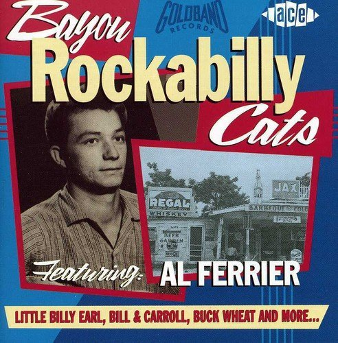 Bayou Rockabilly Cats Bayou Rockabilly Cats Import Gbr