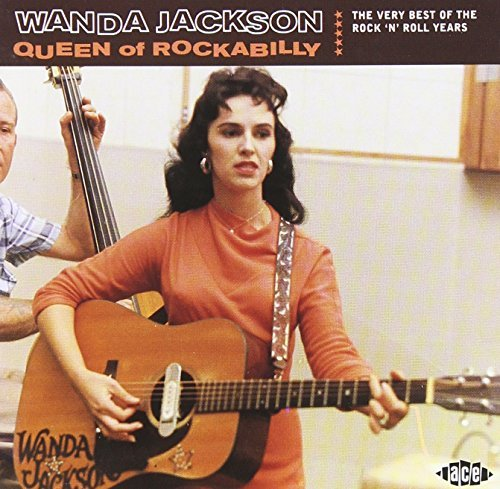 Wanda Jackson Queen Of Rockabilly Import Gbr