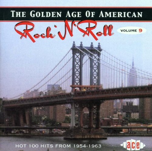 Golden Age Of American Rock 'n Vol. 9 Golden Age Of American Import Gbr Golden Age Of American Rock