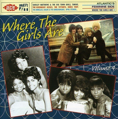 Where The Girls Are Vol. 4 Where The Girls Are Import Gbr Where The Girls Are