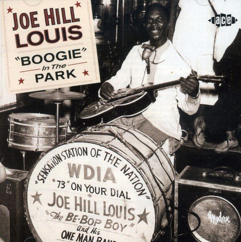 Joe Hill Louis Boogie In The Park Import Gbr