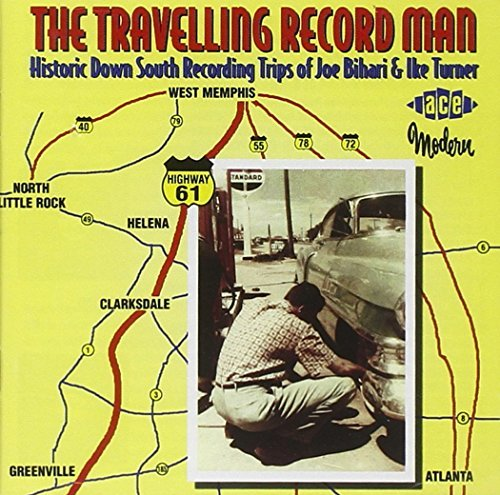 Traveling Record Man Traveling Record Man Import Gbr