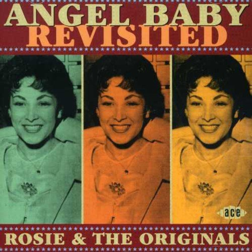Rosie & The Originals Angel Baby Revisited Import Gbr