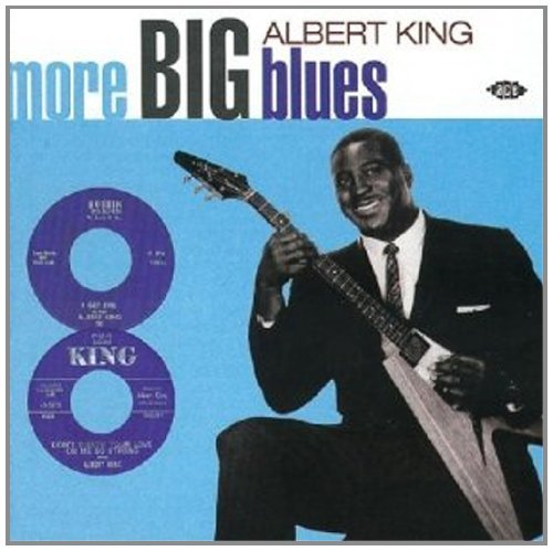 Albert King More Big Blues Of Albert King Import Gbr