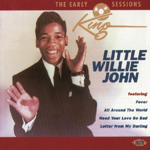 Little Willie John Early King Sessions Import Gbr