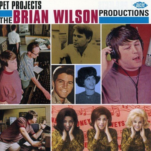 Pet Projects The Brian Wilson Productions Pet Projects The Brian Wilson Productions Import Gbr