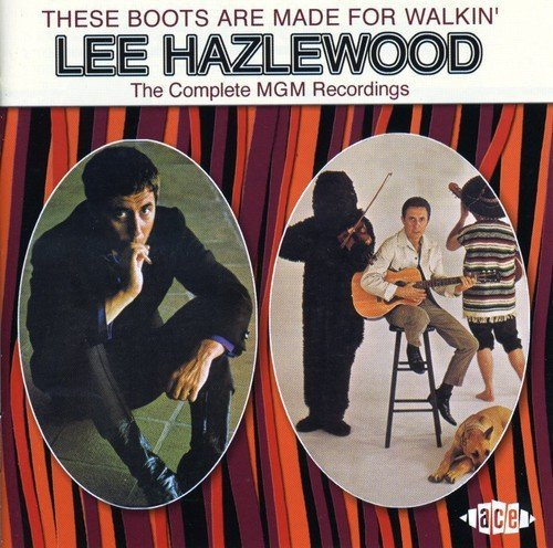 Lee Hazlewood These Boot Are Made For Walkin Import Gbr 2 CD