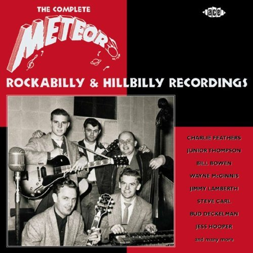 Complete Meteor Rockabilly & H Complete Meteor Rockabilly & H Import Gbr 2 CD