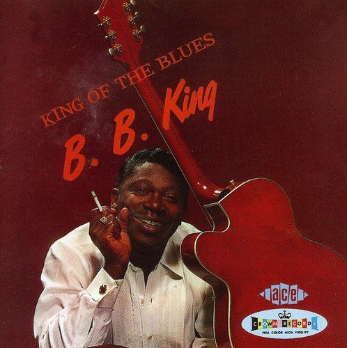 B.B. King King Of The Blues Import Gbr