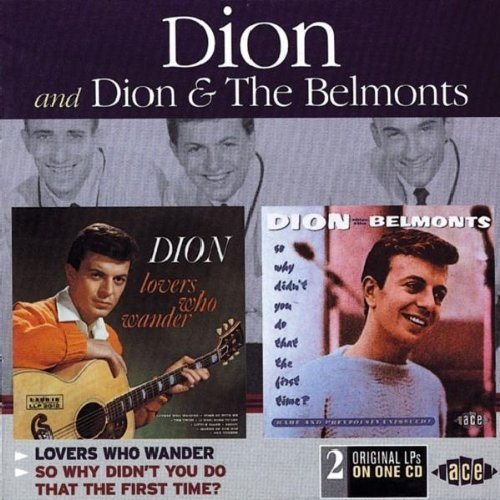 Dion & The Belmonts Lovers Who Wander So Why Didnt Import Gbr 2 On 1
