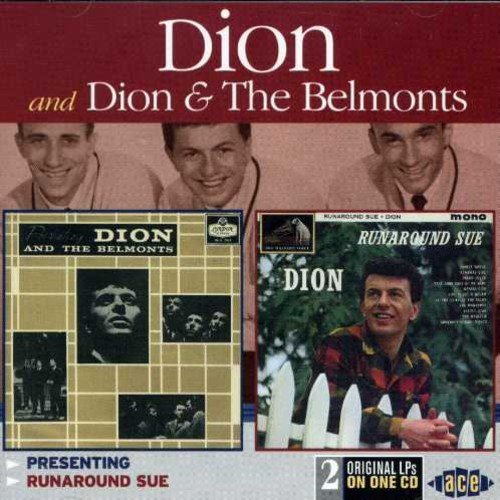 Dion & The Belmonts Presenting Dion & The Belmonts Import Gbr 2 On 1