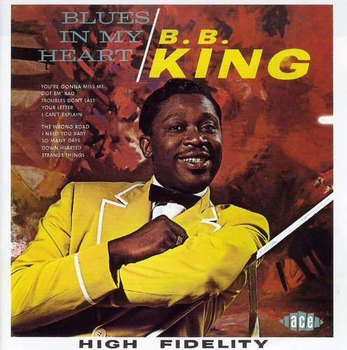 B.B. King Blues In My Heart Import Gbr