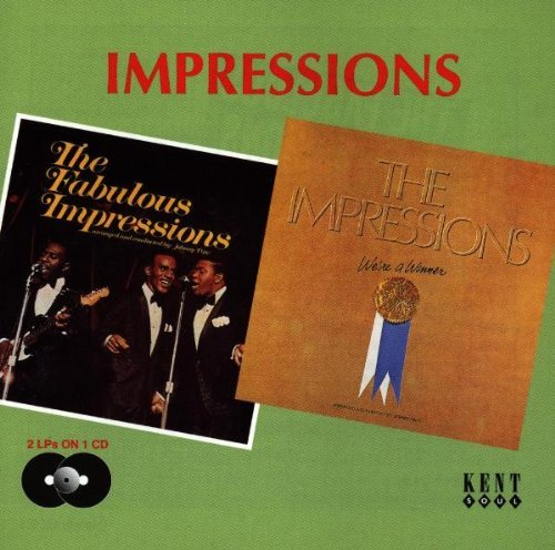 Impressions Fabulous Impressions We're A W Import Gbr 2 On 1