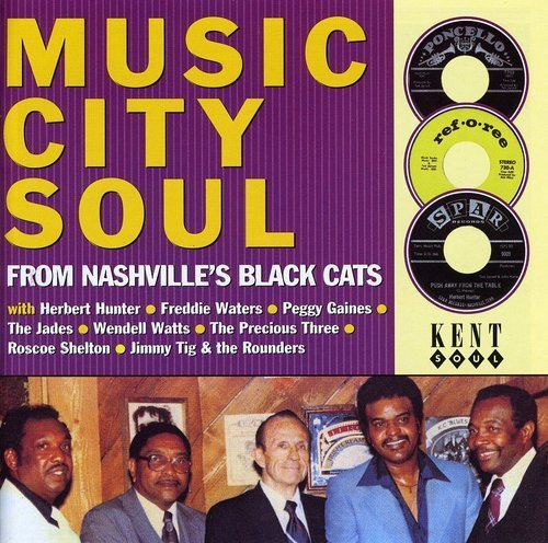 Music City Soul Music City Soul Import Gbr Shelton Allison Waters Hunter