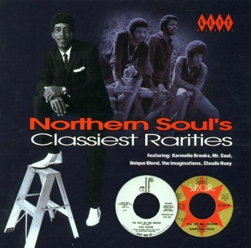 Northern Soul's Classiest Rari Vol. 1 Northern Soul's Classie Import Gbr Delfonics Rich Seals Simon
