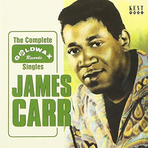 James Carr Goldwax Singles Import Gbr