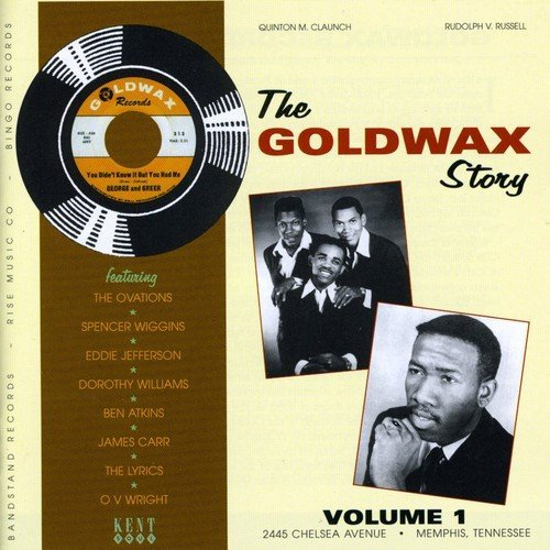 Goldwax Story Goldwax Story Import Gbr