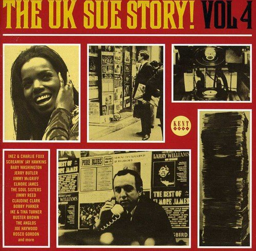 U.K. Sue Label Story Vol. 4 U.K. Sue Story! Import Gbr