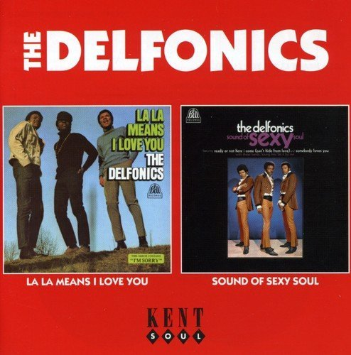 Delfonics La La Means I Love You Sound O Import Gbr 2 On 1