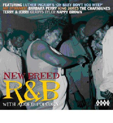 New Breed R&b With Added Popco New Breed R&b With Added Popco Import Gbr