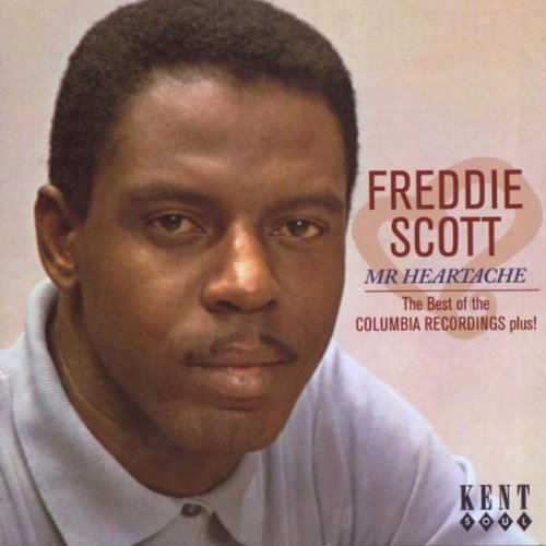 Freddie Scott Mr Heartache Best Of The Colum Import Gbr 2 On 1