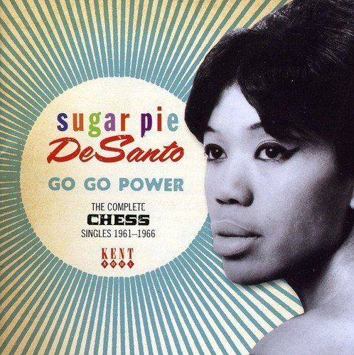 Sugar Pie Desanto Go Go Power Complete Chess Sin Import Gbr 2 On 1