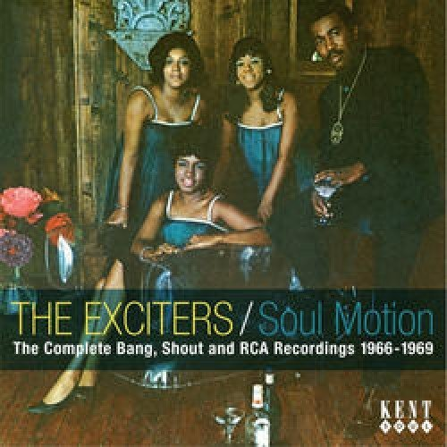 Exciters Soul Motion Complete Bang Shou Import Gbr
