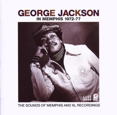 George Jackson In Memphis 1972 77 Import Gbr