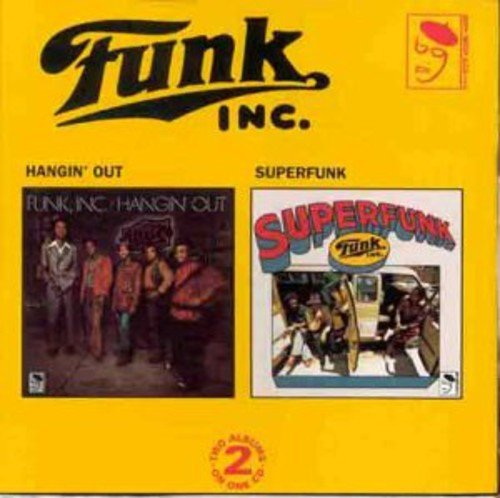 Funk Inc. Hangin' Out Superfunk Import Gbr