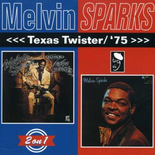Melvin Sparks Texas Twister '75 Import Gbr 2 On 1