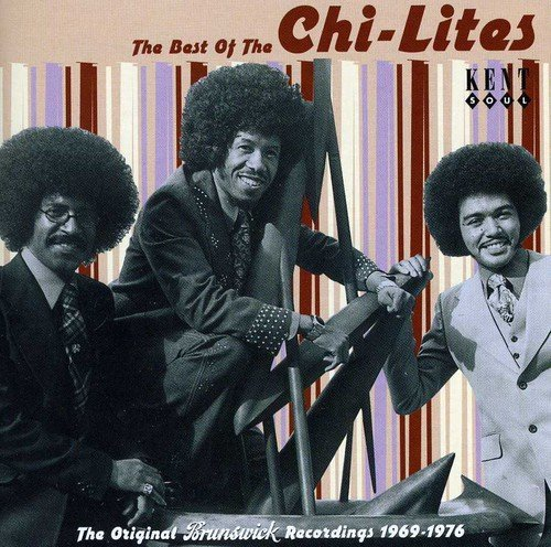 Chi Lites Best Of Chi Lites Import Gbr