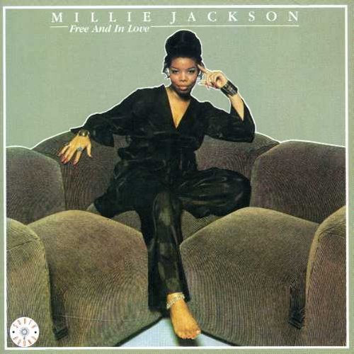 Millie Jackson Free & In Love Import Gbr