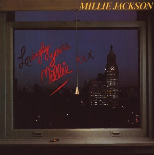Millie Jackson Lovingly Yours Import Gbr