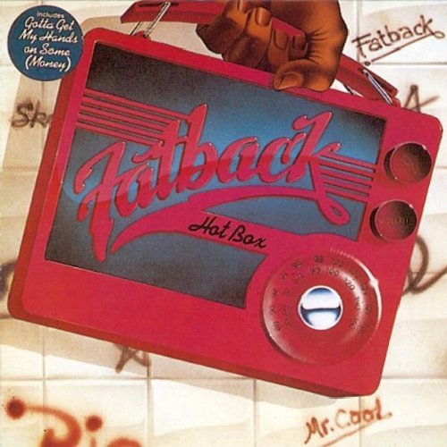 Fatback Band Hot Box Import Gbr