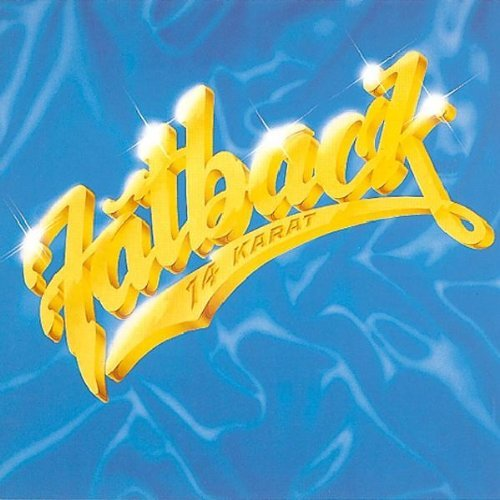 Fatback Band 14 Karat Import Gbr
