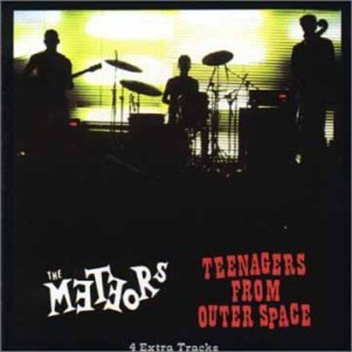 Meteors Teenagers From Outer Space Import Gbr