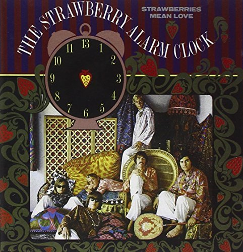 Strawberry Alarm Clock Strawberries Mean Love Import Gbr