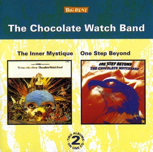 Chocolate Watch Band Inner Mystique One Step Beyond Import Gbr 2 On 1