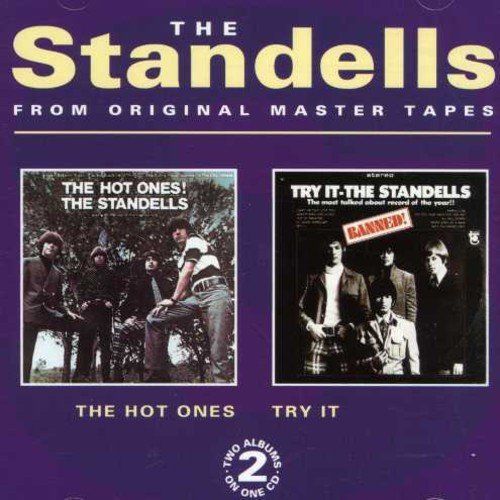 Standells Hot Ones! Try It Import Gbr
